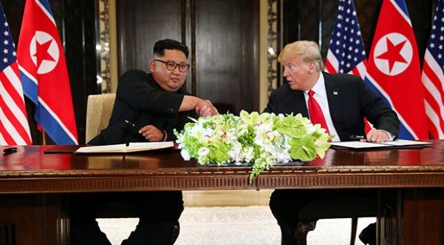 Trump: Anlaşmadan bütün dünya etkilenecek