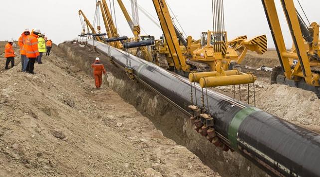 Türkiye ve Avrupanın en büyük enerji projesi TANAP açılıyor