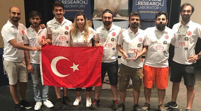 ABD model uydu yarışmasına Türk üniversiteleri damga vurdu