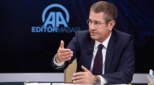 Milli Savunma Bakanı Canikli: Terörü tamamen ortadan kaldırana kadar orada kalacağız