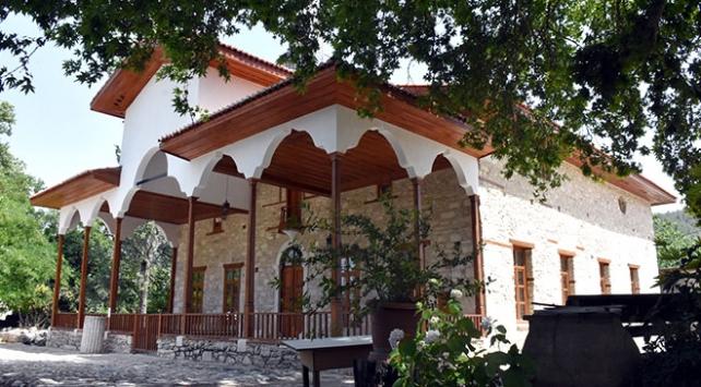 Tarihi Şaban Ağa Camii Ramazan Bayramında hizmete açılıyor