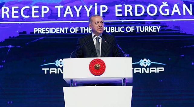 Cumhurbaşkanı Erdoğan: Bölgemiz ve ülkelerimiz için tarihi bir adım atıyoruz