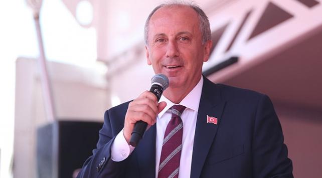 CHP Cumhurbaşkanı Adayı Muharrem İnce: Dünya büyük bir değişim yaşıyor