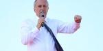 CHP Cumhurbaşkanı Adayı Muharrem İnce: Turizmi 12 aya yayacağız