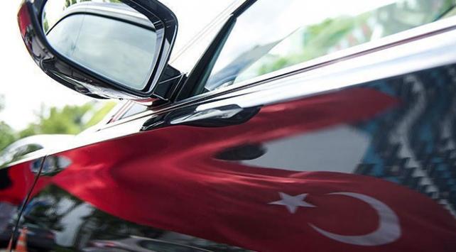 Cumhurbaşkanı Erdoğandan yerli otomobil paylaşımı