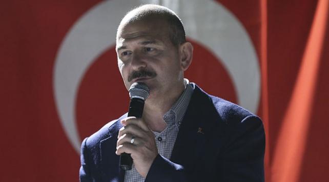 İçişleri Bakanı Soylu: Türkiye son 16 yılda büyük sıçramalar gerçekleştirdi