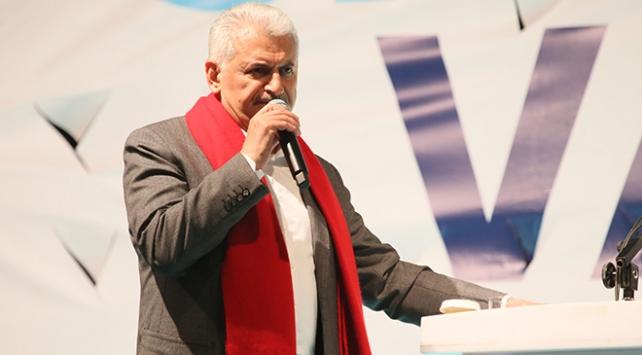 Başbakan Yıldırım: 25 Haziran, Türkiyenin şahlanışının ilk günü olacak