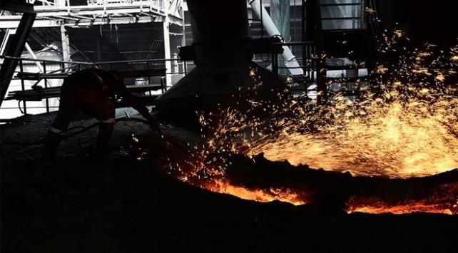 Sanayi üretimi Nisanda arttı