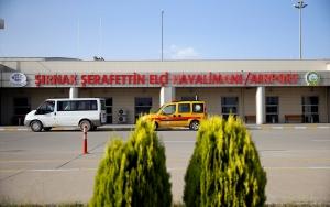 Şırnakın batıya açılan kapısı Şerafettin Elçi Havalimanı