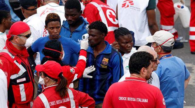 Akdenizde 900den fazla göçmen kurtarıldı