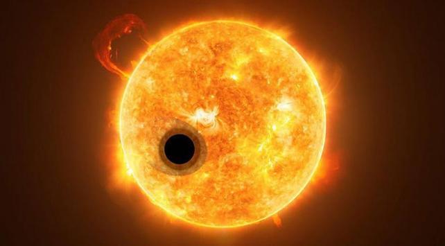 Atmosferde 4,6 milyar yıllık Güneş Sistemi yapı taşı parçacıkları keşfedildi