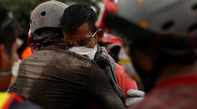 Guatemalada hayatını kaybedenlerin sayısı 114e yükseldi