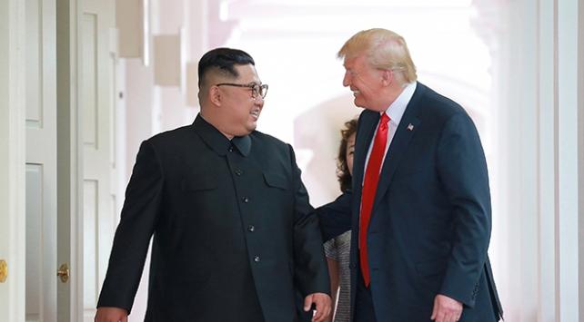 Trump: Kuzey Kore artık nükleer tehdit değil