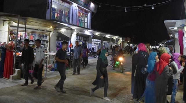 TSK gözlemi altındaki İdlib Ramazan Bayramına hazırlanıyor