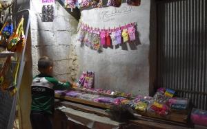 TSKnın gözlemi altındaki İdlipte bayram telaşı başladı