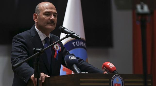 İçişleri Bakanı Soylu: PKK denilen böcek yuvasını da tarihe gömeceğiz
