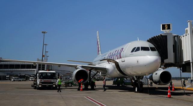 Katar Airways, Dohadan Antalyaya ilk uçuşunu yaptı
