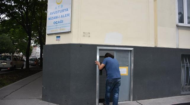 Avusturyada kapatılan cami yeniden açıldı