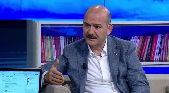Bakan Soylu: Adil Öksüzün Almanyada olduğuna dair kuvvetli bir şüphe var