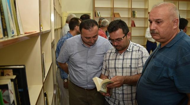 Manisada Millet Kıraathanesi açıldı
