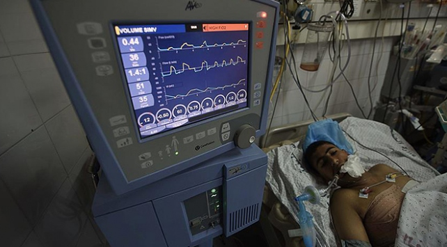 Gazze Şeridinde binlerce hastanın hayatı tehlikede
