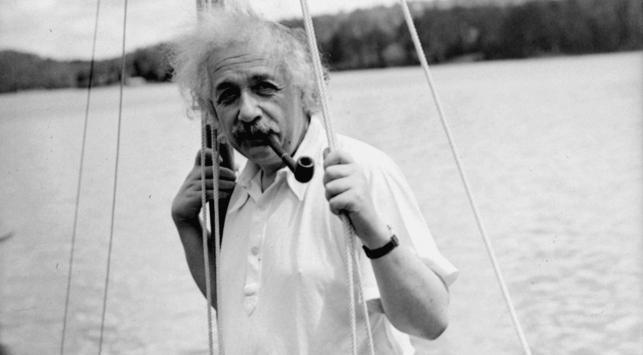 Einsteinın seyahat günlüklerinden ırkçı ifadeler çıktı