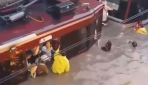 Meksikanın Guanajuato kenti suya gömüldü
