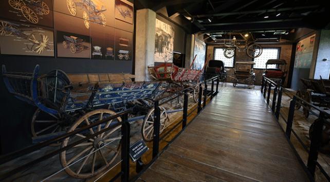 Anadolu arabalarının 2 bin 600 yıllık yolculuğu