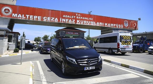 CHP Genel Başkanı Kılıçdaroğlundan Berberoğluna ziyaret