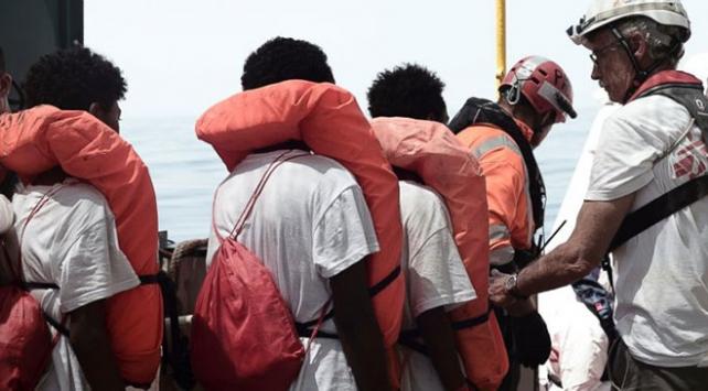 Fransa ve İtalyadan sığınmacı krizi sonrası ilk görüşme
