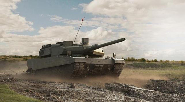 ALTAY Tankı Güç Grubu için imzalar atıldı