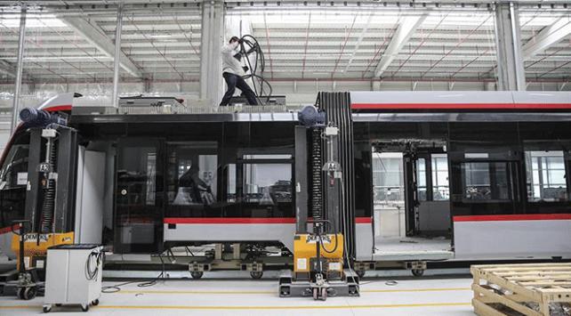 Türkiyenin ilk metro ihracatı için geri sayım başladı