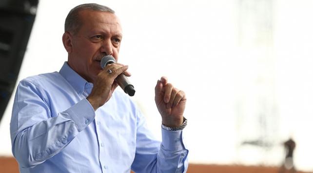 Cumhurbaşkanı Erdoğandan yasal değişiklik mesajı