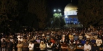 Mescid-i Aksayı Ramazanda 3 milyondan fazla Müslüman ziyaret etti