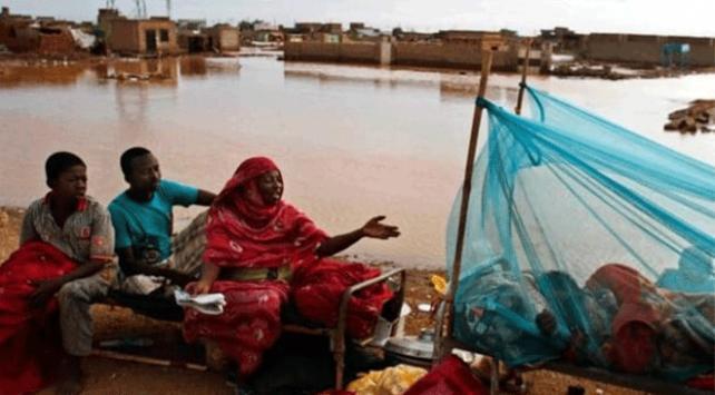 AFADdan Sudana 10 bin ton buğday yardımı