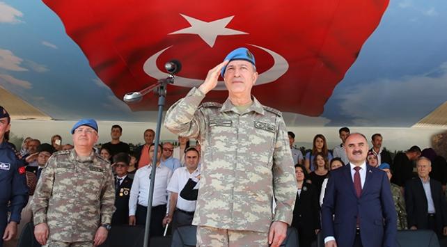 Orgeneral Akar: Terörle mücadelemiz aralıksız devam edecek