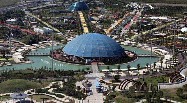 EXPO 2016 Antalyaya girişler artık ücretsiz