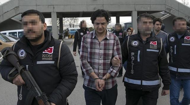 FETÖ elebaşı Gülenin yeğenine 8 yıl 9 ay hapis cezası