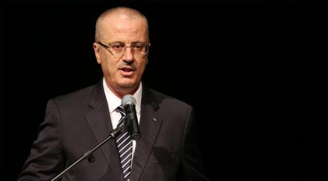 Filistin Başbakanı Hamdallah: Filistin yönetimi barışa olan inancını kaybetmedi