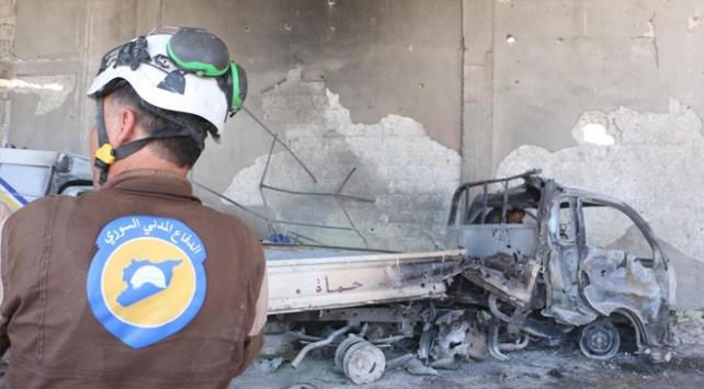 ABDden Suriyedeki Beyaz Baretlilere 6,6 milyon dolarlık yardım
