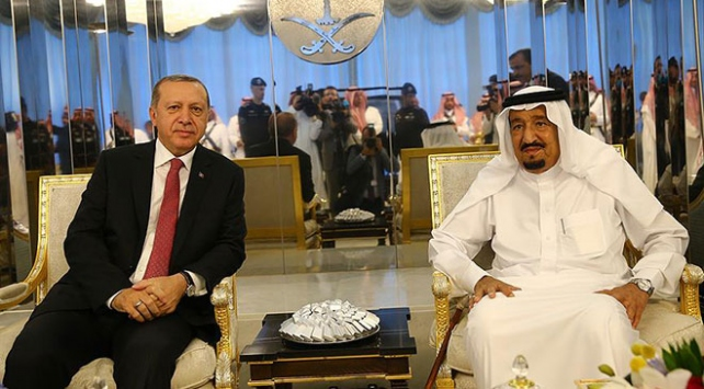 Cumhurbaşkanı Erdoğan, Müslüman liderlerle bayramlaştı