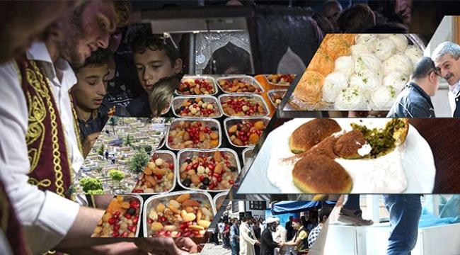 Ramazan Bayramı gelenekleriyle yaşatılıyor