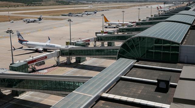 Adnan Menderes Havalimanı, yatırımlarla 30 milyon yolcu kapasitesine ulaştı