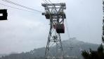 Karadenizin en uzun mesafeli teleferiği hizmete açıldı