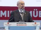 MHP Genel Başkanı Bahçeli'den 'oy oranı'nda düşüş iddialarına tepki