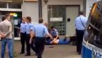 Almanyada bir Türke polis köpeği saldırdı