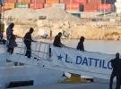Göçmen kurtarma gemisi Acquarius İspanya'ya ulaştı