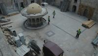 Bab'daki tarihi cami ve çarşı Türkiye'nin desteğiyle restore ediliyor