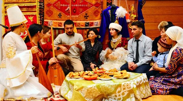 2. Astana Dünya Tiyatro Festivali başladı