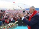 Başbakan Binali Yıldırım: İstanbul 'evet' dediyse Türkiye 'evet' demiştir